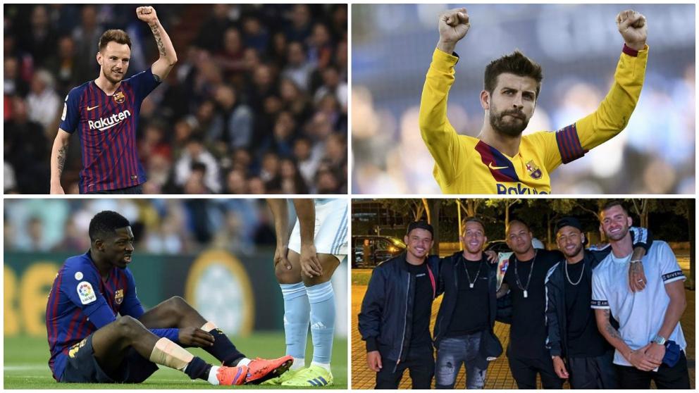 Los líos en el Barça están haciendo mella en la sensible situación deportiva.