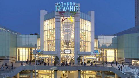 Hay centros comerciales que son realmente impresionantes
