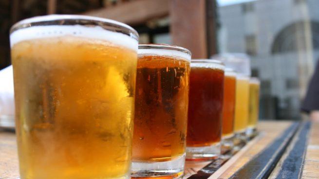 El sector cervecero supone el 1,3 % del PIB de España.