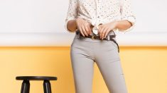 Para combinar un pantalón gris tienes muchas opciones