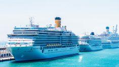 El cierre del puerto de Barcelona dificulta la vuelta a la actividad de Costa Cruceros