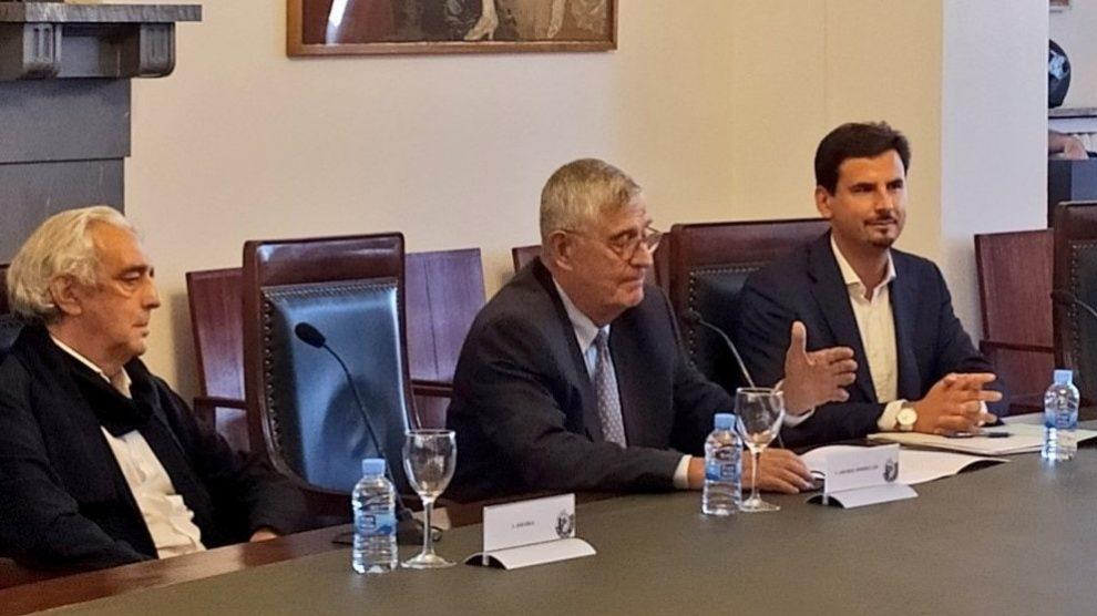 Valerio Rocco ha sido nombrado nuevo director del Círculo de Bellas Artes (CBA)-min