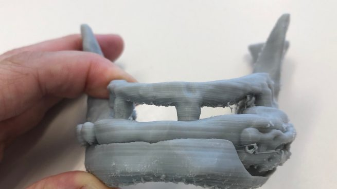 La impresión 3D se comenzó a introducir a nivel industrial en los años 80.