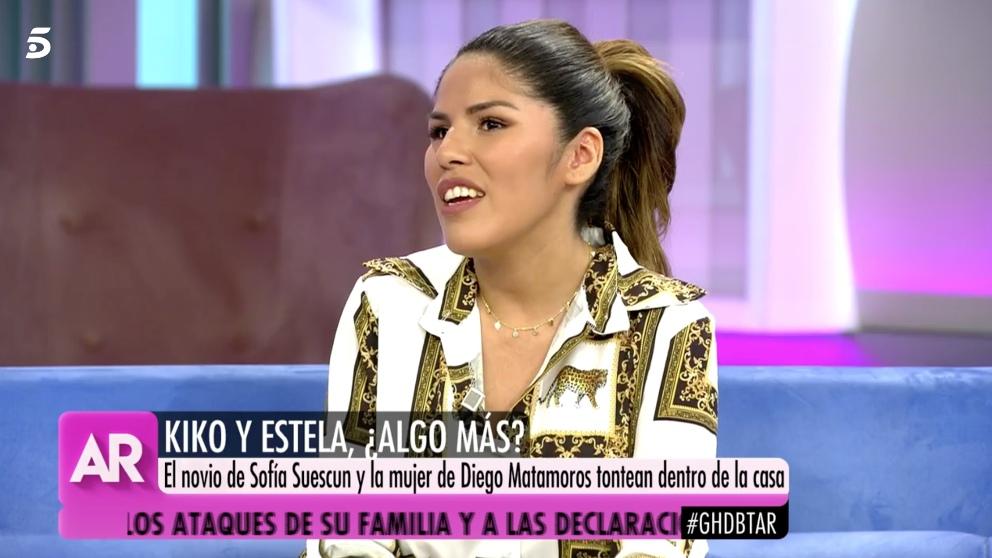 Isa Pantoja reaparece en 'El programa de Ana Rosa'