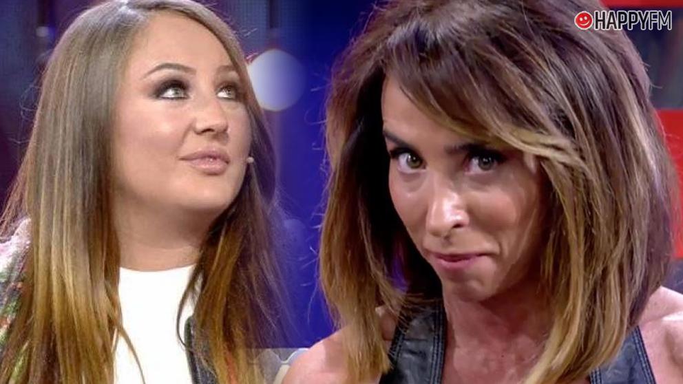 María Patiño reacciona a la posible reconciliación entre Rocío Flores y Rocío Carrasco