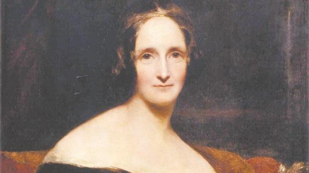 Cuando Mary tenía 17 años conoció y se enamoró del artista Percy Shelley.