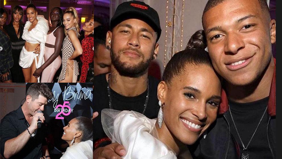 Mbappé-y-Neymar-asistieron-a-la-fiesta-de-cumpleaños-de-Cindy-Bruna,-novia-de-Marco-Verratti-(Instagram)
