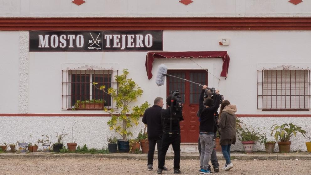 Mosto Tejero en Jerez de la Frontera