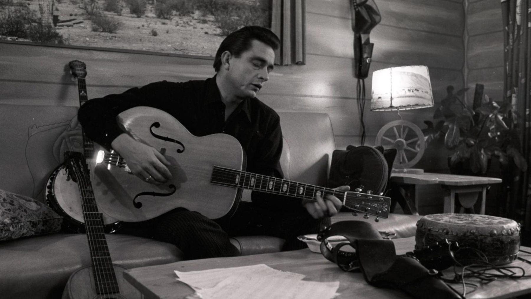 Johnny Cash, uno de los mejores cantantes country de todos los tiempos