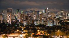 Sao Paulo es la ciudad con mayor población del continente suramericano