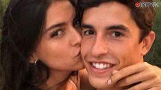 Marc Marquez y Lucía Rivera, más enamorados que nunca