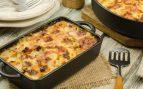 Receta de puré de patatas y zanahorias con queso