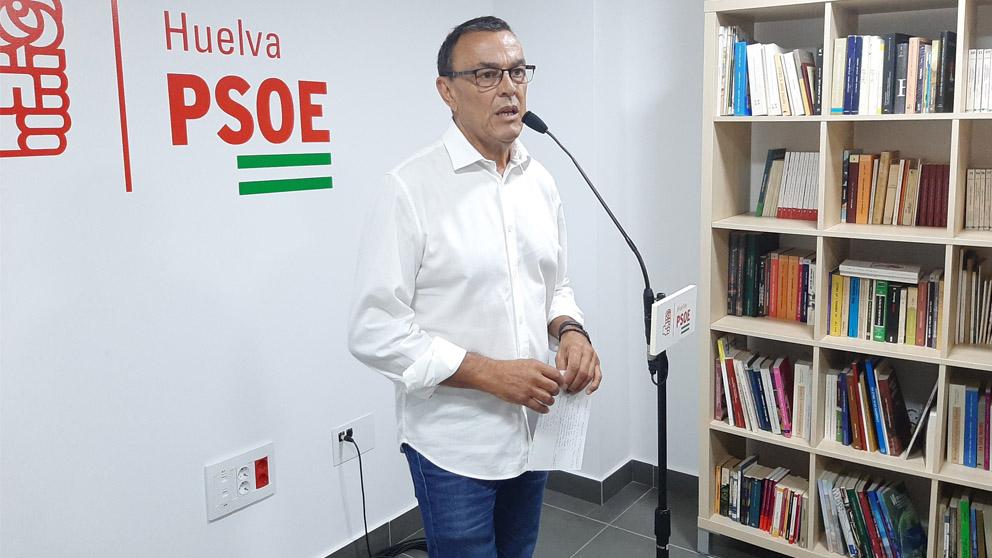 Ignacio Caraballo (Foto: EP)