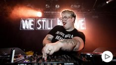 The Black Madonna anuncia su gira 'We Still Believe: Choose Love' para ayudar a refugiados LGTBI.
