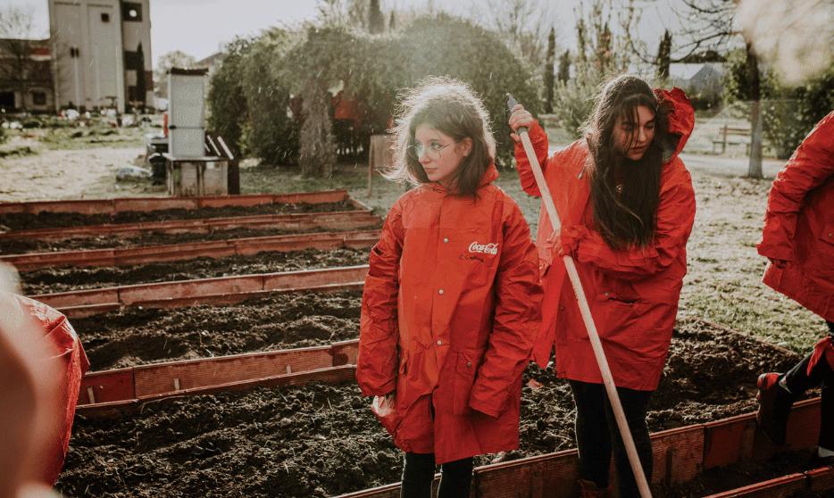 Coca-Cola apuesta por los jóvenes para la transformación de la España rural
