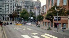 'Pinchazo' de la convocatoria para 'bloquear' la subdelegación del Gobierno en Girona por el 1-O.