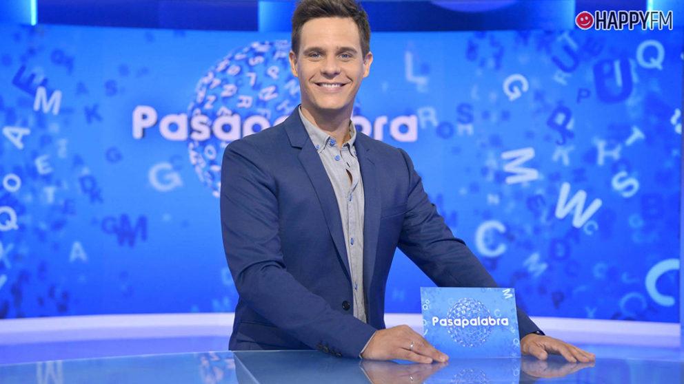 Christian Galvez, afectado por la suspensión de Pasapalabra