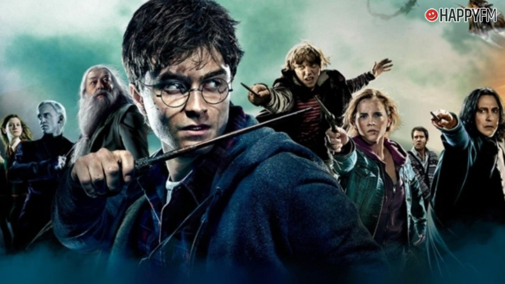 Esta actriz de Harry Potter estuvo en Outlander
