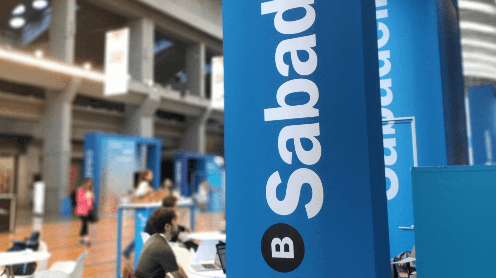 Stand de Sabadell en South Summit 2019 @BS