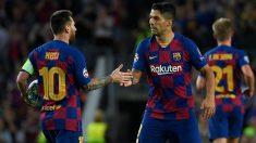 Barcelona y Borussia comparten liderato en el grupo F de la Champions. (AFP)