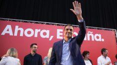 Pedro Sánchez (Foto. PSOE)