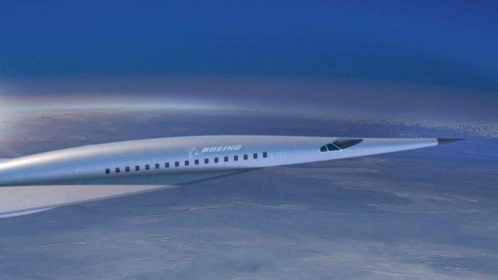 Descubre qué es el avión hipersónico y qué velocidad alcanza