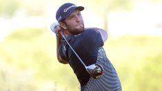 Jon Ram comienza su participación el Open de España de Golf. (Foto: Alberto Simón)