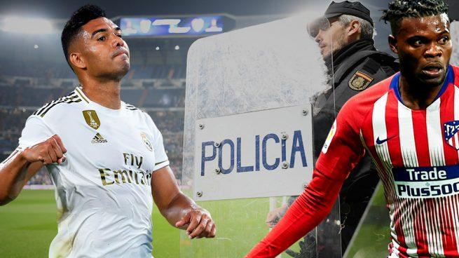¿Por qué los ladrones asaltan las casas de los futbolistas cuando están ocupadas?