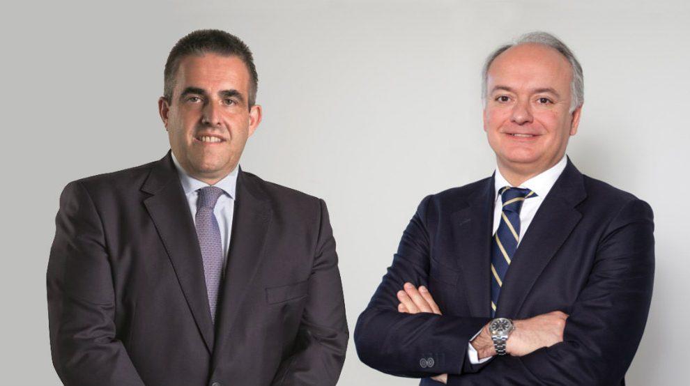 Víctor del Pozo y Javier Catena