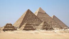 Descubre cómo eran las pirámides de Egipto por dentro