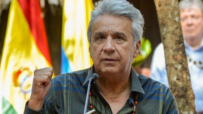 Lenin Moreno, presidente de Ecuador @Getty