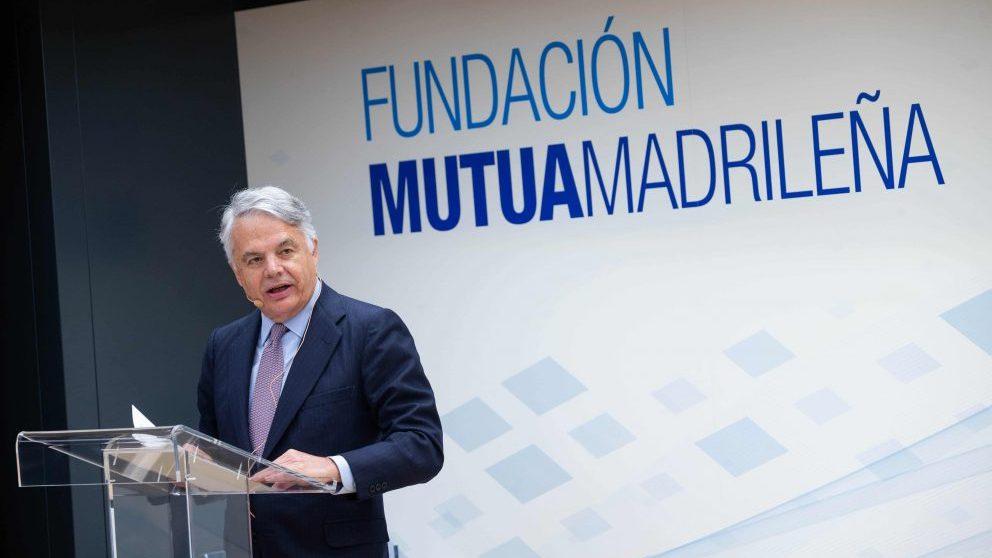 ignacio Garralda, presidente de Fundación Mutua Madrileña