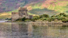 En Escocia hay castillos realmente espectaculares