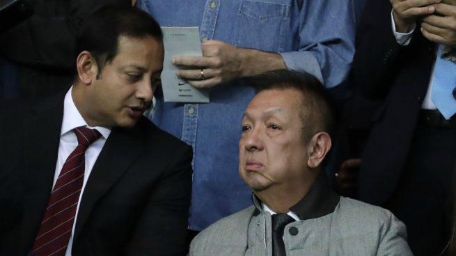 Anil Murthy y Peter Lim