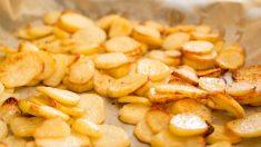 Receta de Patatas panaderas al horno