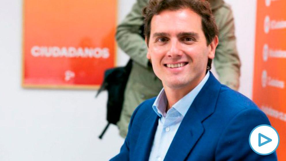 Albert Rivera, líder de Ciudadanos @Getty