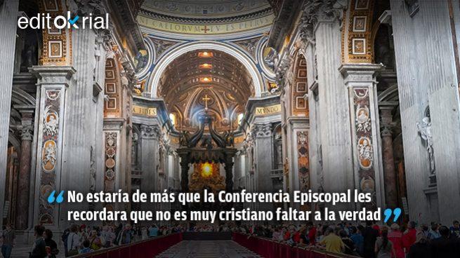 Los monjes independentistas de Montserrat manipulan al Papa