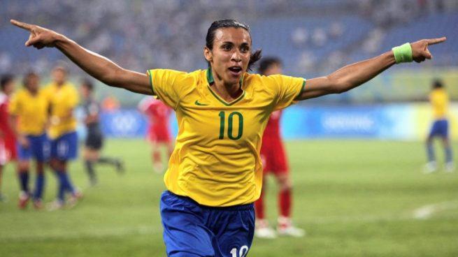 mejores jugadoras de fútbol