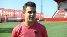 Sergio Reguilón (Sevilla Fútbol Club)