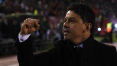 Marcelo Gallardo, entrenador de River Plate y candidato al banquillo del Barça. (Getty)