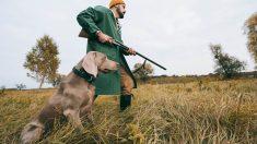 Hombre de caza