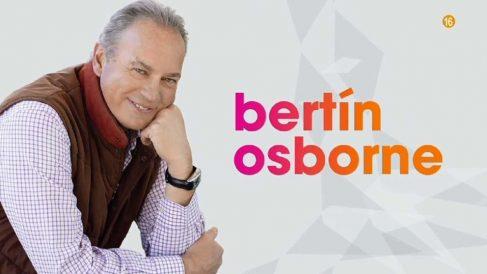 Bertín Osborne colaborador de 'Viva la vida'