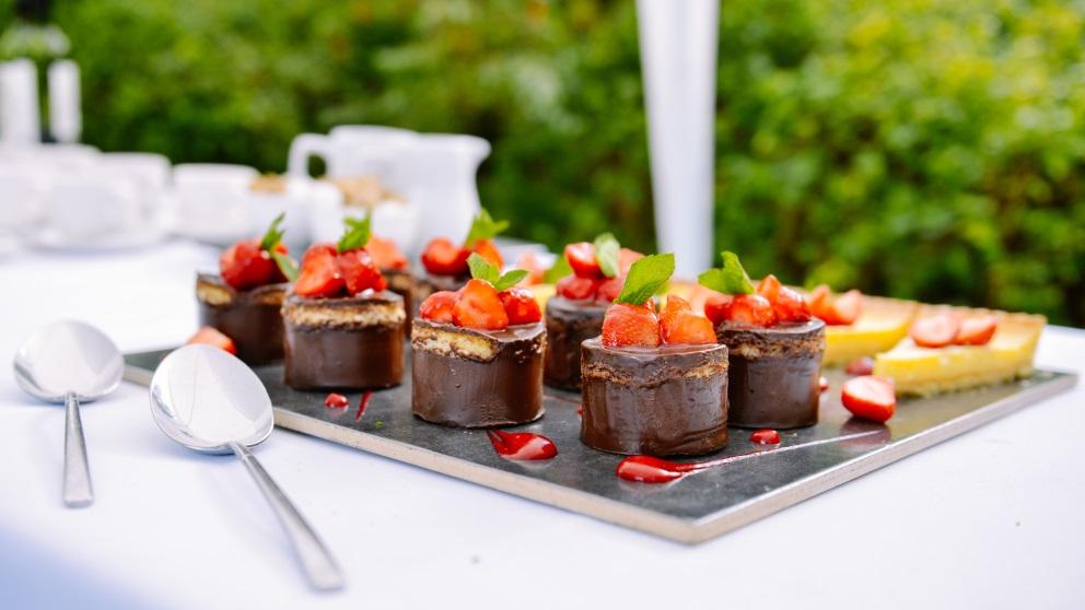 El catering es uno de los preparativos más importantes de una boda
