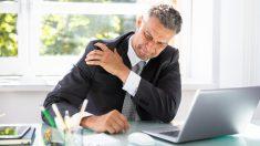 El síndrome del hombro congelado