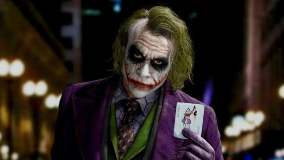 Heath Ledger dio magistralmente vida al Joker