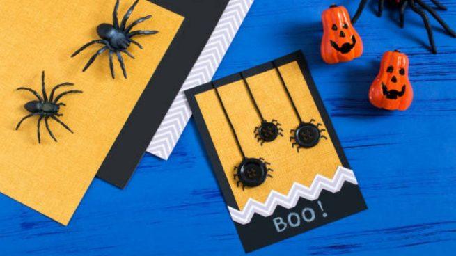 Halloween 2019 Cómo Hacer Una Tarjeta De Invitación Para