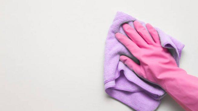 limpiar las paredes de pladur