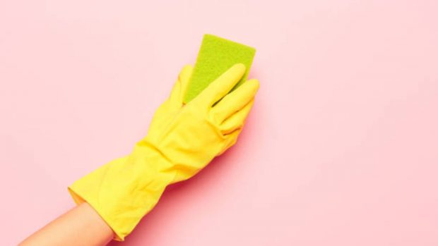 como limpiar las paredes de pladur
