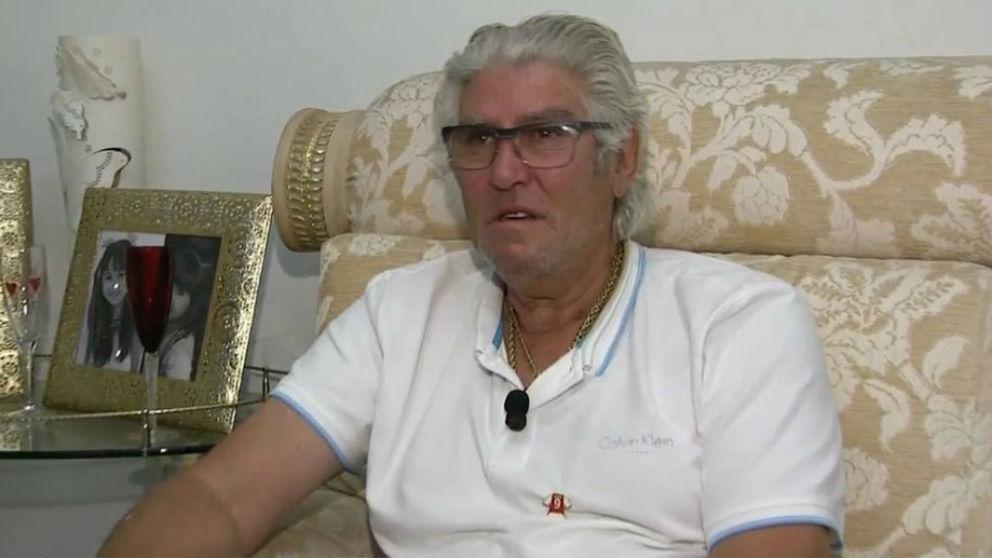 El padre de Reyes, Francisco, habla sobre la muerte de su hijo.
