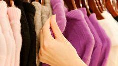 El pegamento puede estropear la ropa si no sabes cómo quitarlo